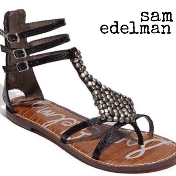 """ac6d03e23d1a Sam Edelman """"Ginger"""" Gladiator Sandals. M 5aaecc1e2ab8c566823a303c"""